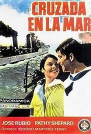 Cruzada en la mar Poster