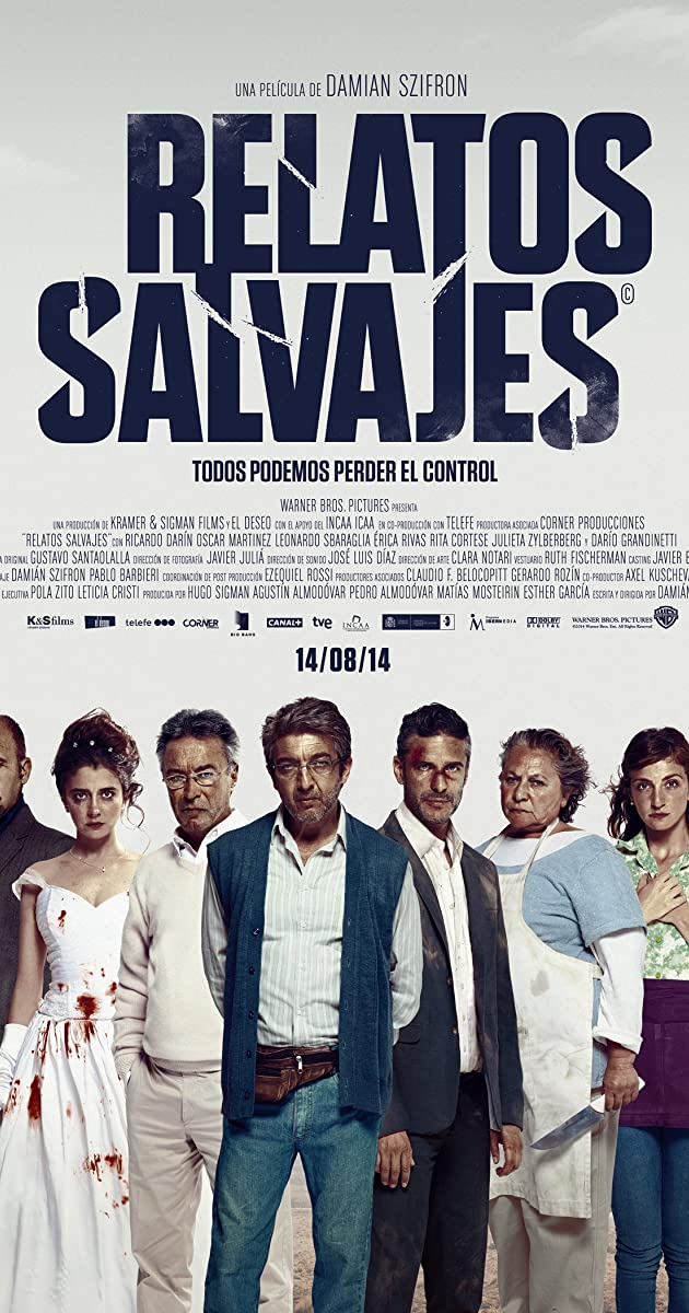 Relatos salvajes (2014) - IMDb