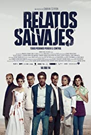 Relatos salvajes Poster