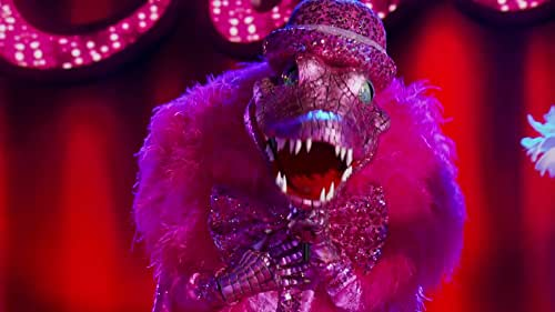 The Masked Singer: Crocodile Performs Open Arms