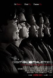 Digital Athletes: The Road to Seat League Poster