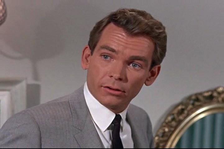 Dean Jones in That Darn Cat! (1965)