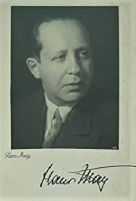 Primary photo for Hans May