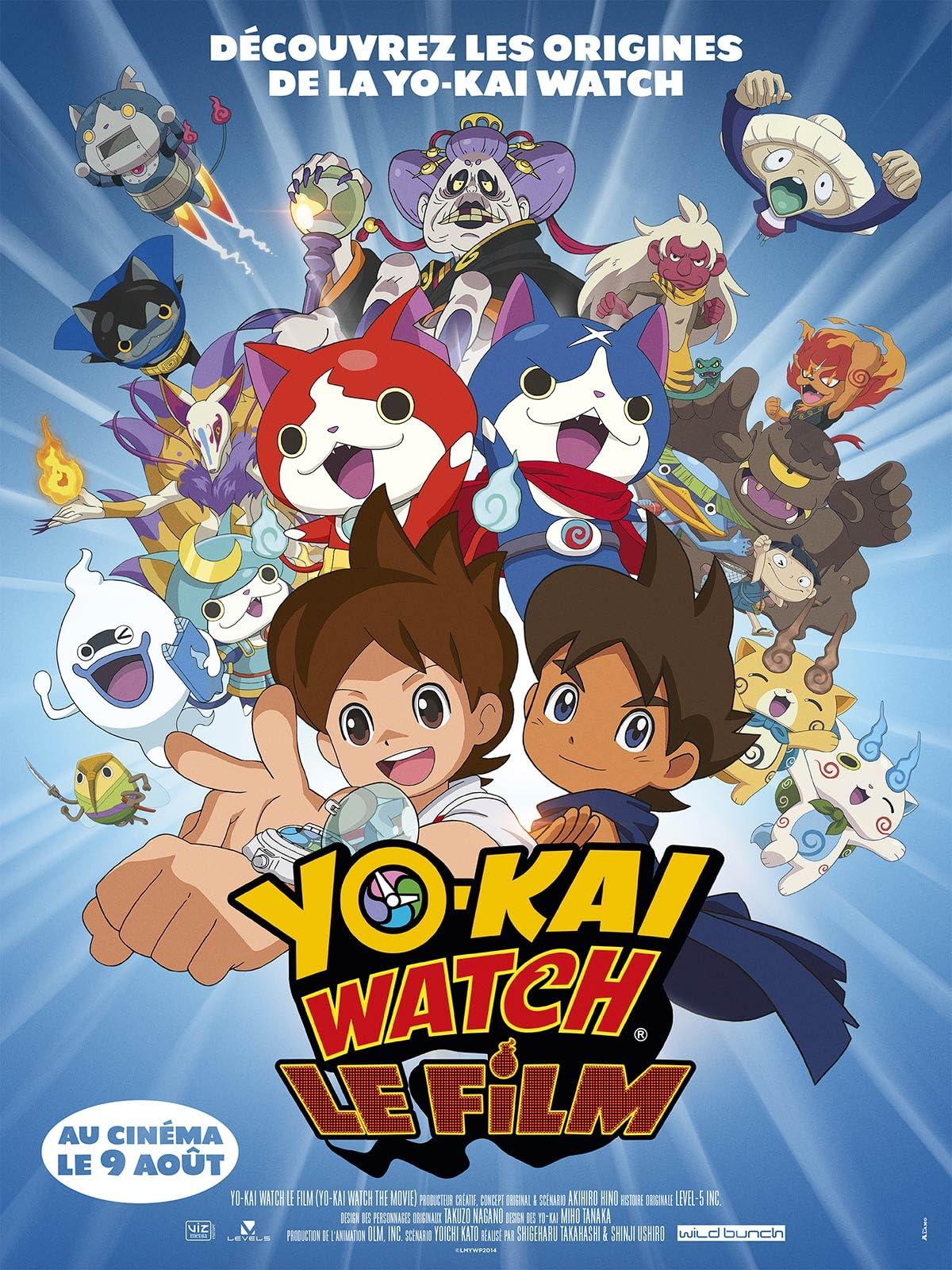 Yo-Kai Watch Movie 3 (2016) Hindi Dubbed