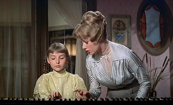 Image result for the music man movie 1962 shirley jones