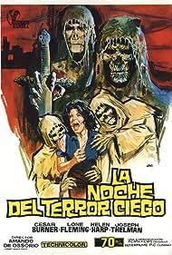 La noche del terror ciego Poster - Movie Forum, Cast, Reviews