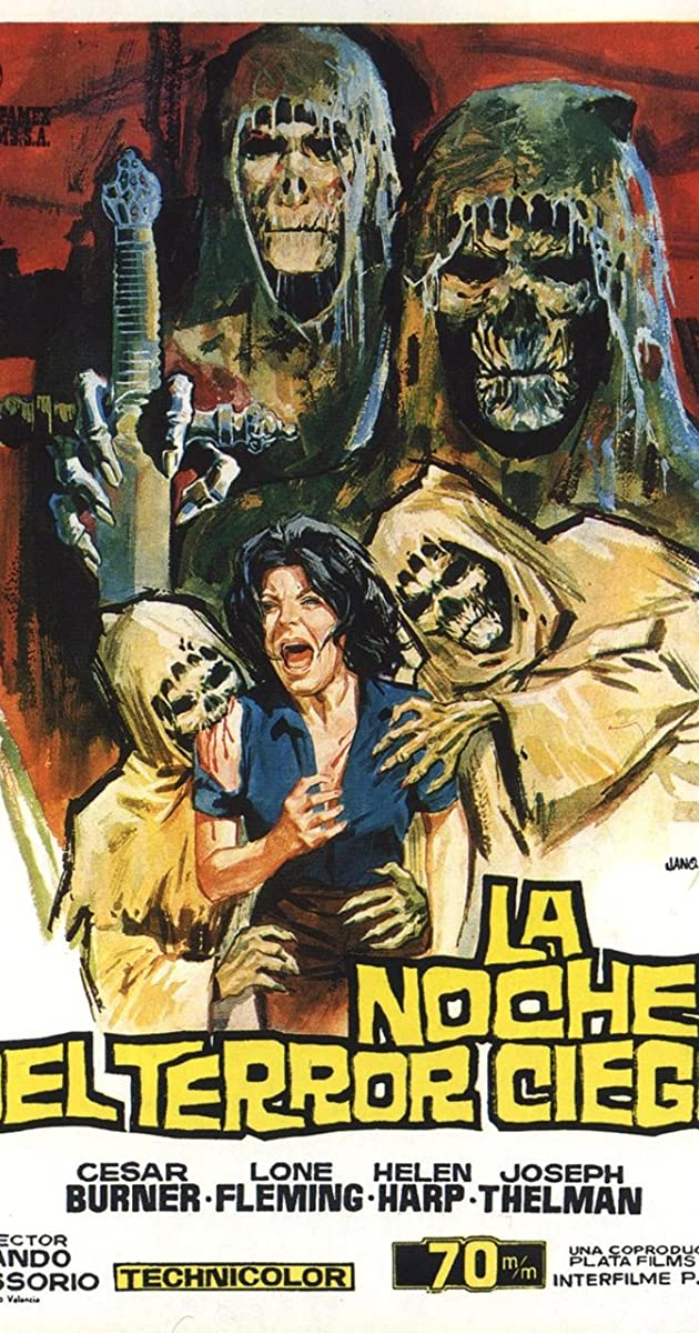 Tombs of the Blind Dead (1973)
