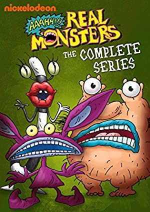 Where to stream Aaahh!!! Real Monsters