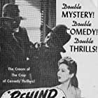Barbara Read and Kane Richmond in Behind the Mask (1946)