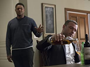 Liev Schreiber and Pooch Hall in Ray Donovan (2013)