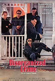 Disorganized Crime Poster