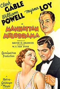 Primary photo for Manhattan Melodrama