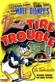 Donald's Tire Trouble (1943) Poster - Movie Forum, Cast, Reviews