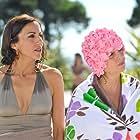 Fadila Belkebla and Isabelle Nanty in Les Tuche (2011)