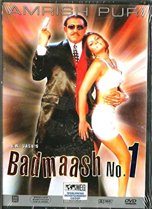 Badmaash No.1 movie, song and  lyrics