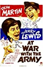 At War with the Army (1950) Poster