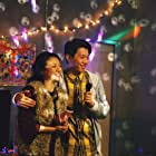 Leann Lei and Huanzhang Zhang in New Year's Eve (2019)