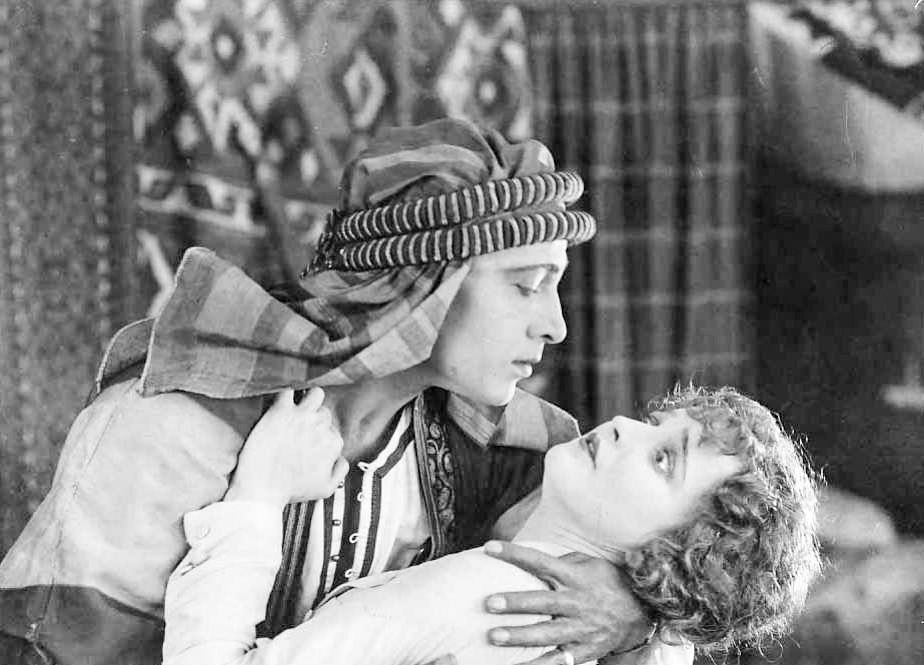 Image result for valentino the sheik 1921