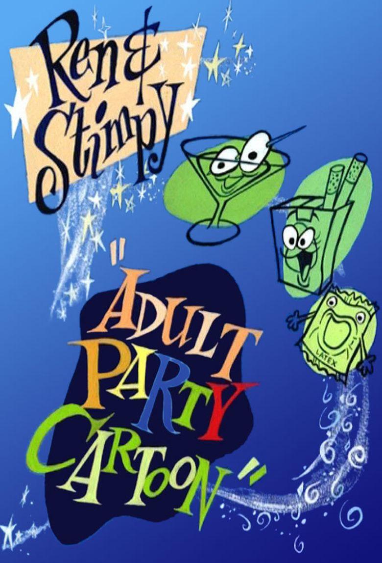 Ren & Stimpy 'Adult Party Cartoon' (2003)