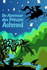 The Adventures of Prince Achmed Poster