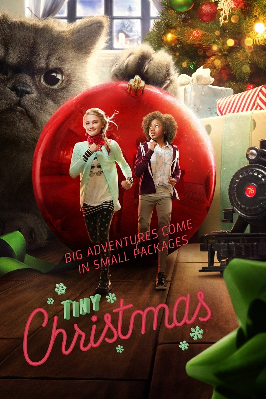 tiny christmas tv movie 2017 imdb - All About Christmas Eve Cast