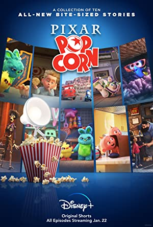 Where to stream Pixar Popcorn
