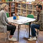 Navin Chowdhry and Sian Brooke in Trying (2020)