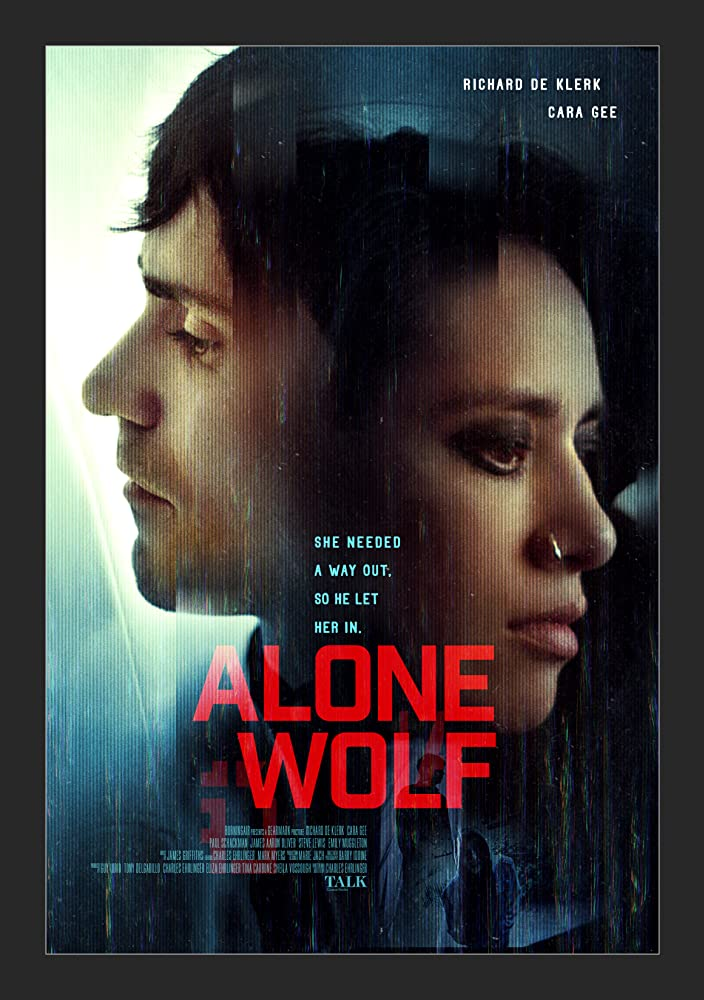 Alone Wolf 2020 English Full Movie 720p HDRip 800MB Download