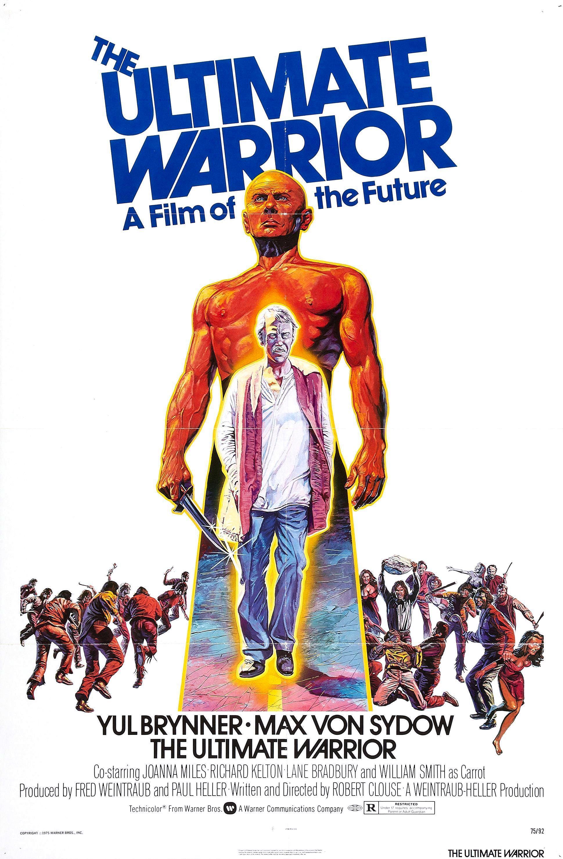The Ultimate Warrior (1975) - IMDb