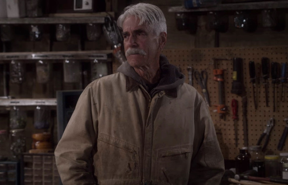 Sam Elliott in The Ranch (2016)