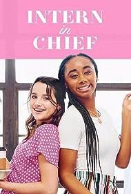 Kianna Naomi and Jules LeBlanc in Intern-in-Chief (2019)
