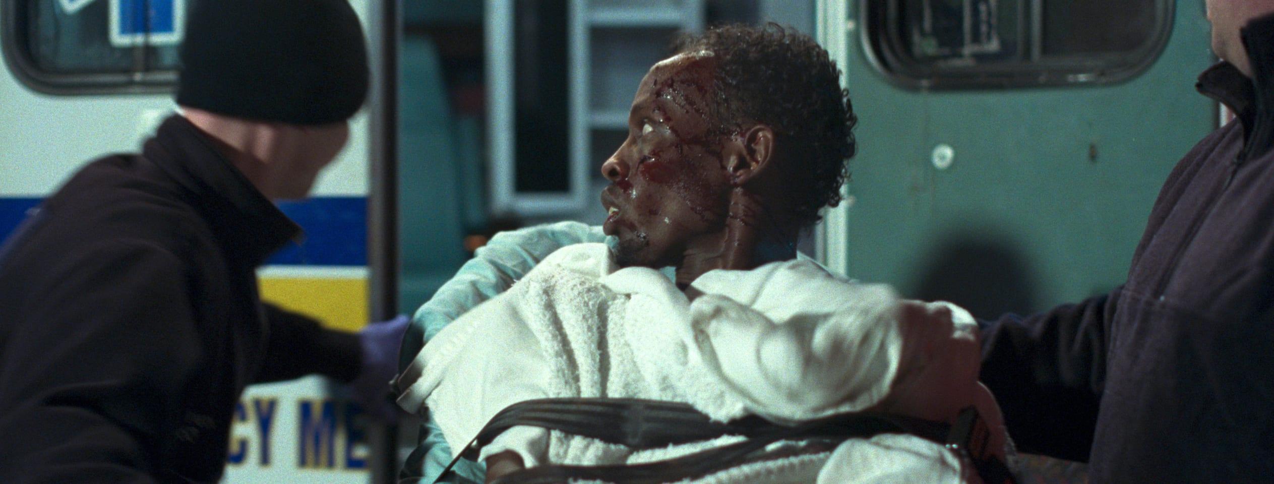 Barkhad Abdi in Good Time (2017)