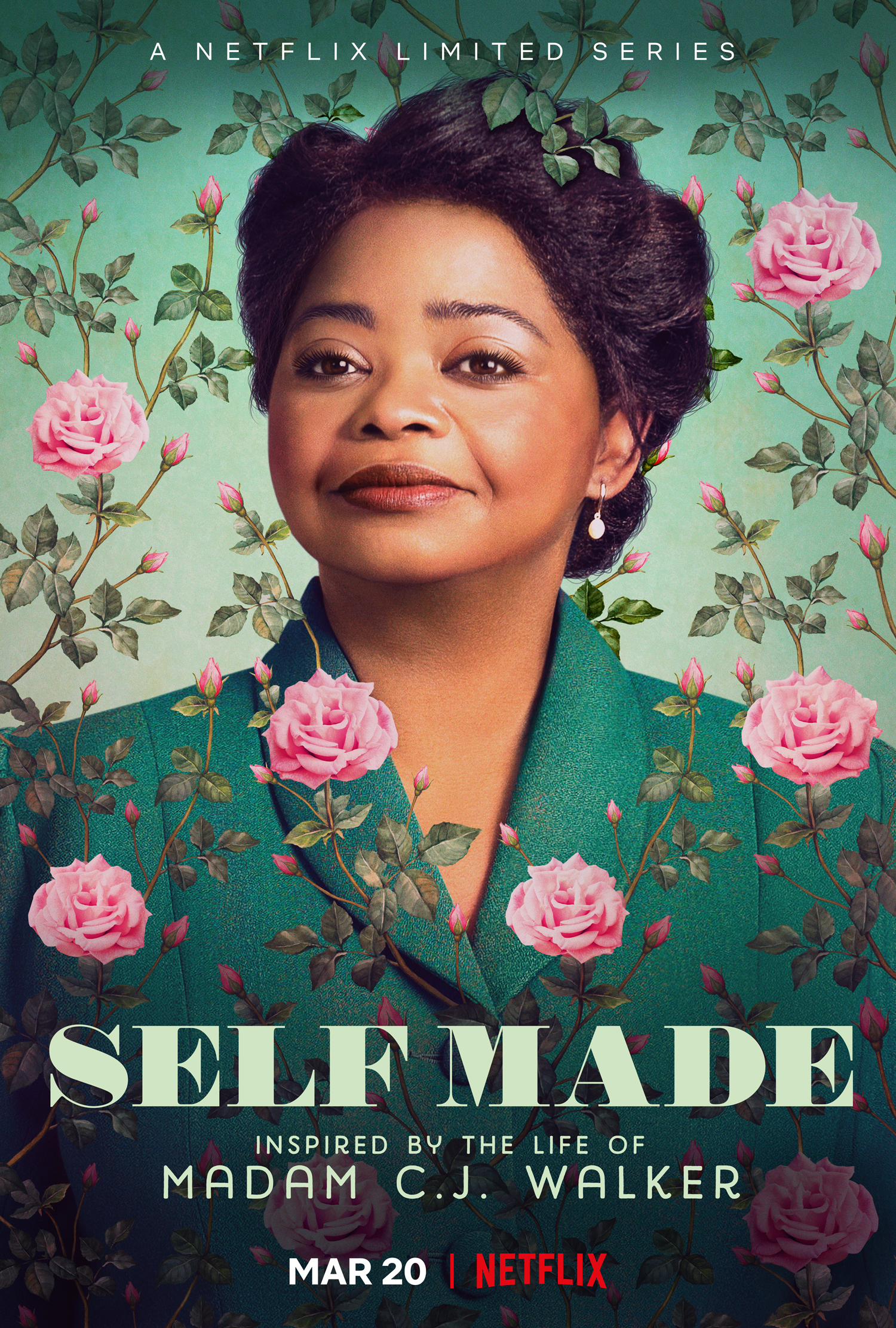 Self Made: Inspired by the Life of Madam C.J. Walker (TV Mini ...