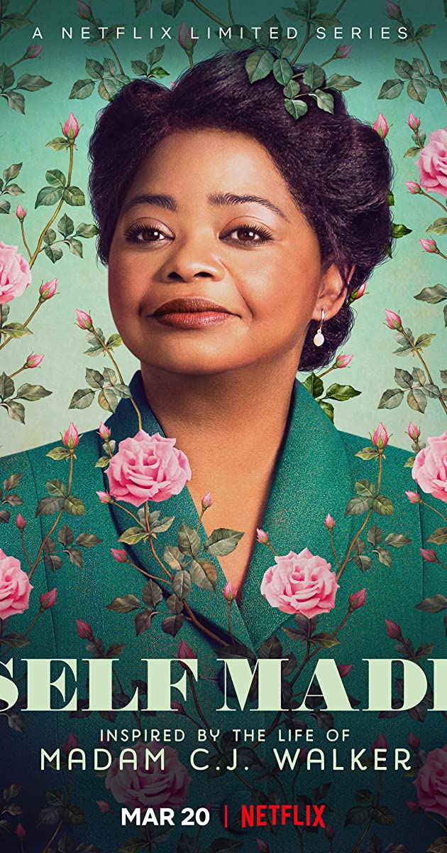 Download Self Made: Inspired by the Life of Madam C.J. Walker or watch streaming online complete episodes of  Season1 in HD 720p 1080p using torrent