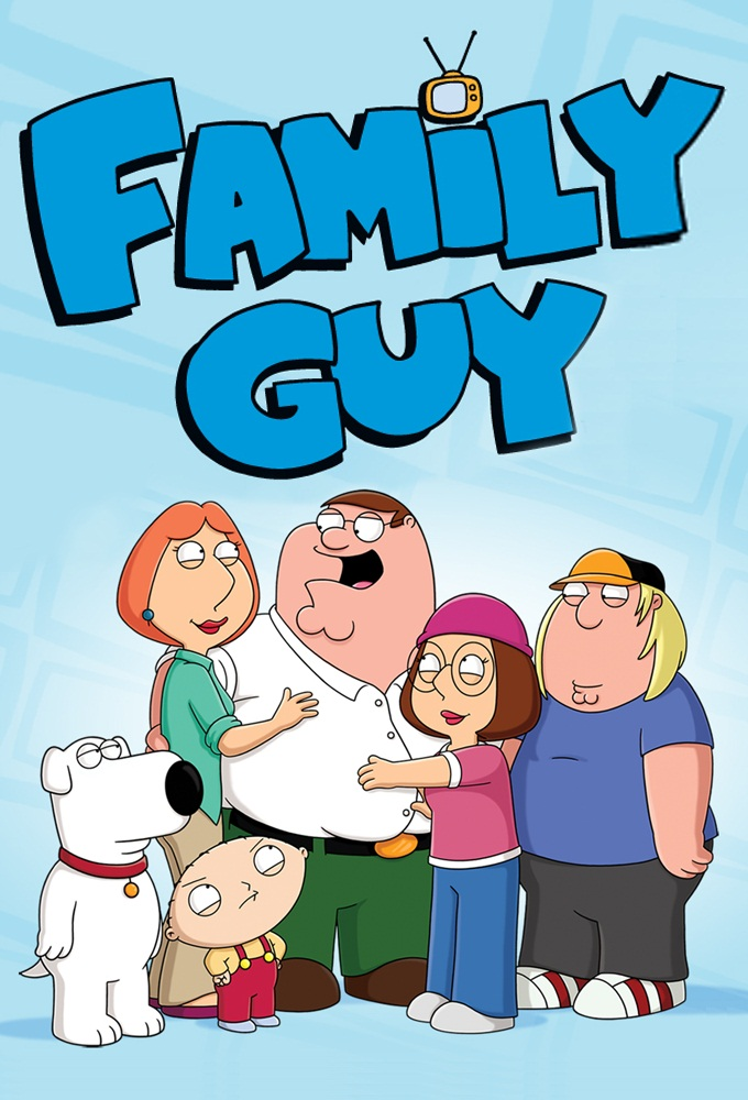 Family Guy Season 9 COMPLETE 480p