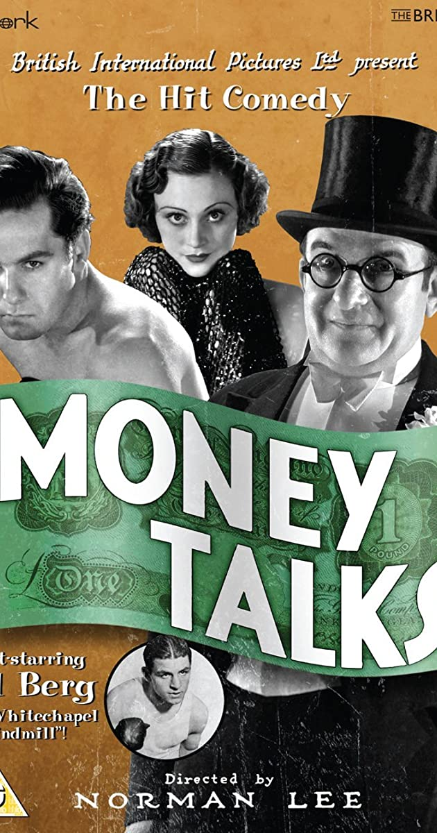 Subtitle of Money Talks
