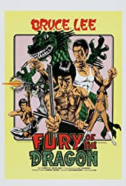Fury of the Dragon Poster