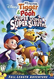 Super Duper Super Sleuths Poster