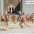 Nello Pazzafini and Gordon Scott in Ercole contro Moloch (1963)