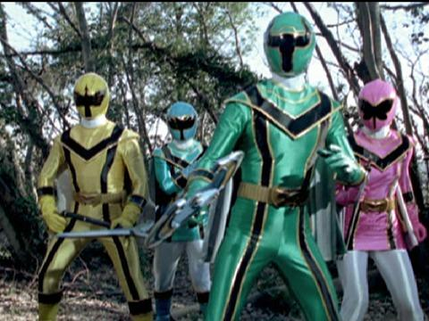 Power Rangers Mystic Force download di film mp4
