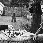 Horst Buchholz and Erich Ponto in Himmel ohne Sterne (1955)