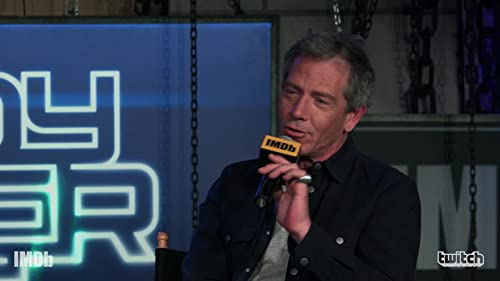 Ben Mendelsohn on Playing a Ruthless Villain in 'Ready Player One'