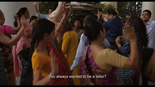 A prosperous young Indian man falls in love with his servant, a widow with the dream of becoming a tailor.