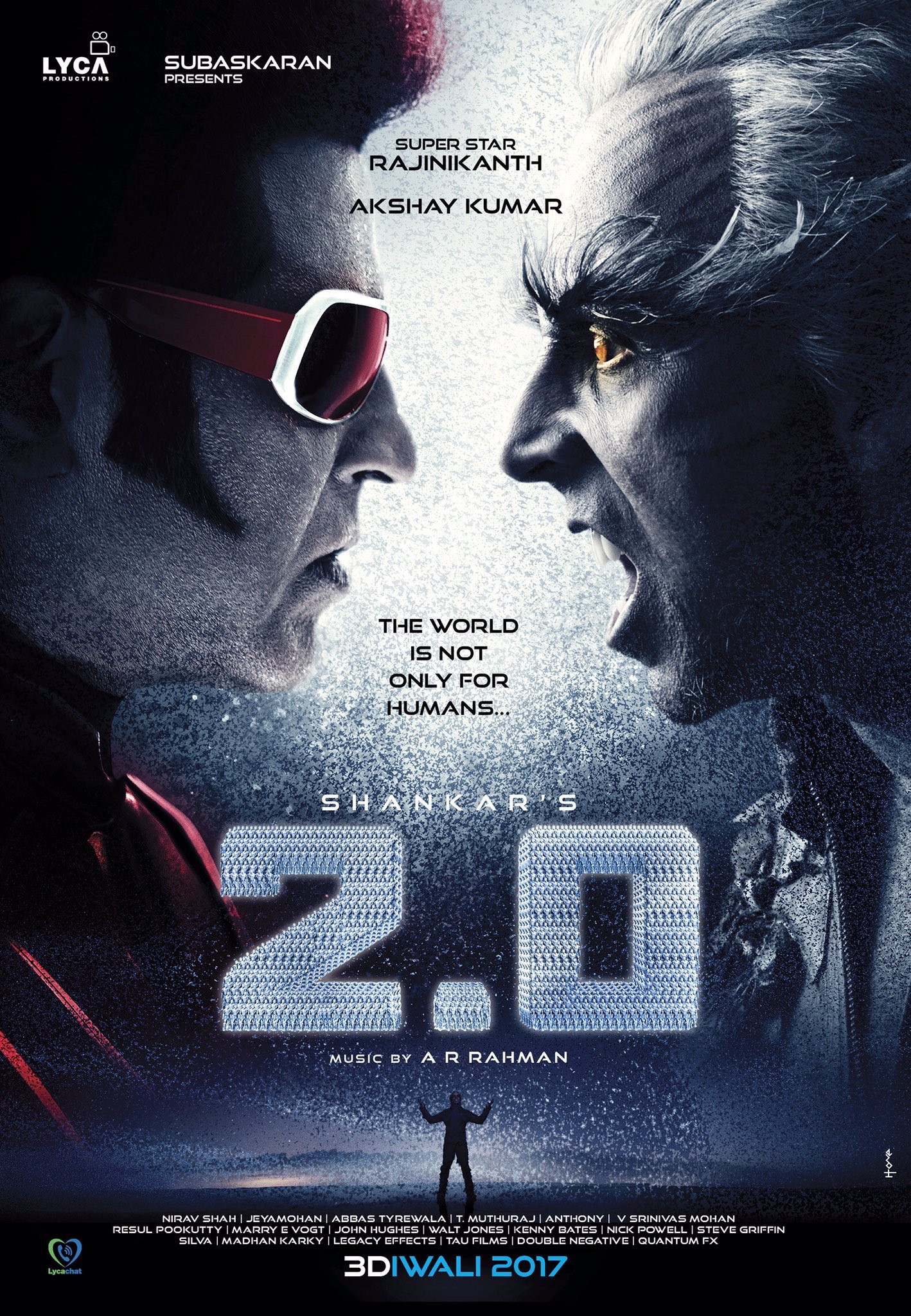 Image result for robot 2.0 new poster