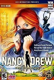 Nancy Drew: The Silent Spy Poster