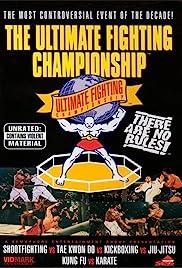 UFC 2: No Way Out Poster
