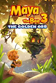 Maya the Bee 3: The Golden Orb Poster