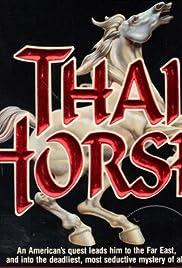 Thai Horse Poster