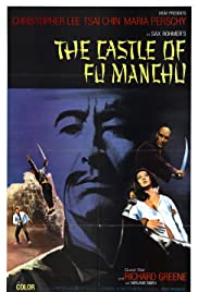 Sax Rohmer's The Castle of Fu Manchu (1969) Poster - Movie Forum, Cast, Reviews