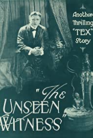 Glen White in The Unseen Witness (1920)